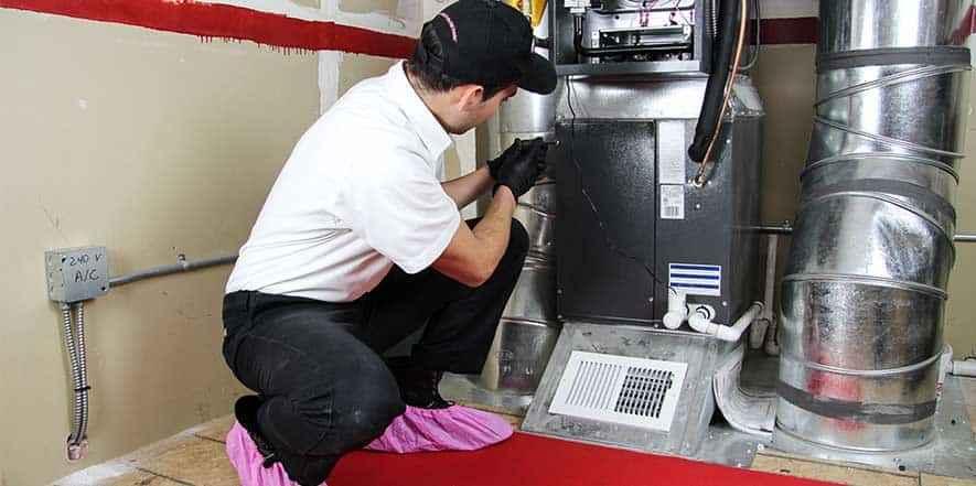 HVAC Furnace Installation, Maintenance, and Service
