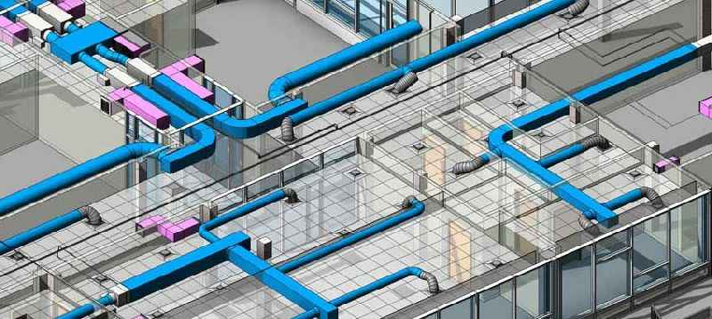 HVAC-centralized-ac-designing-System Design and Installation
